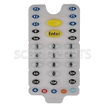 Keypad for LXE MX8