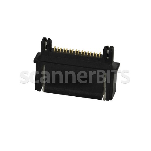 Cradle Connector, Plug for PCB