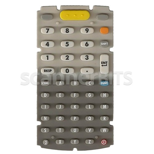 48-Key Keypad for MC3000